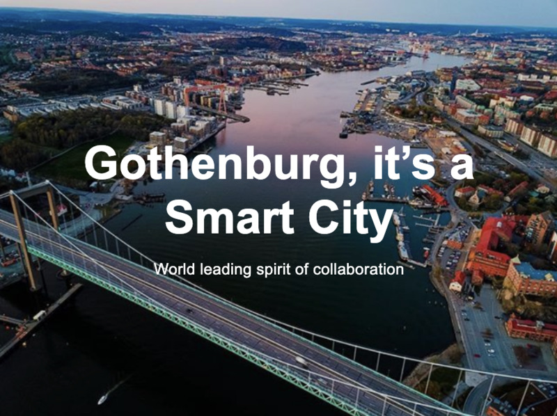 The Smartest City Event 26th of September