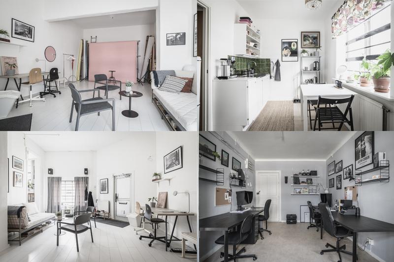 Plats i ateljé/fotostudio i Majorna