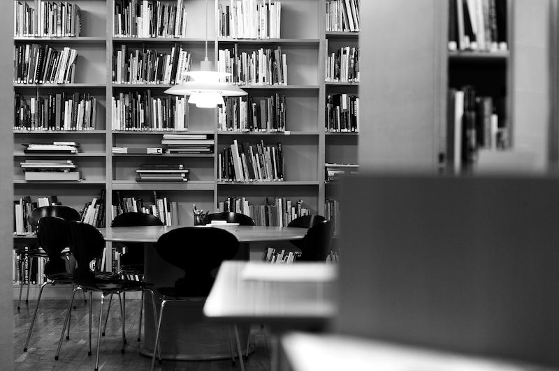 Bibliotekarie på Hasselbladstiftelsen