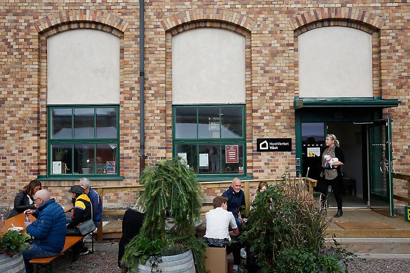 Lediga studios i HantVerket