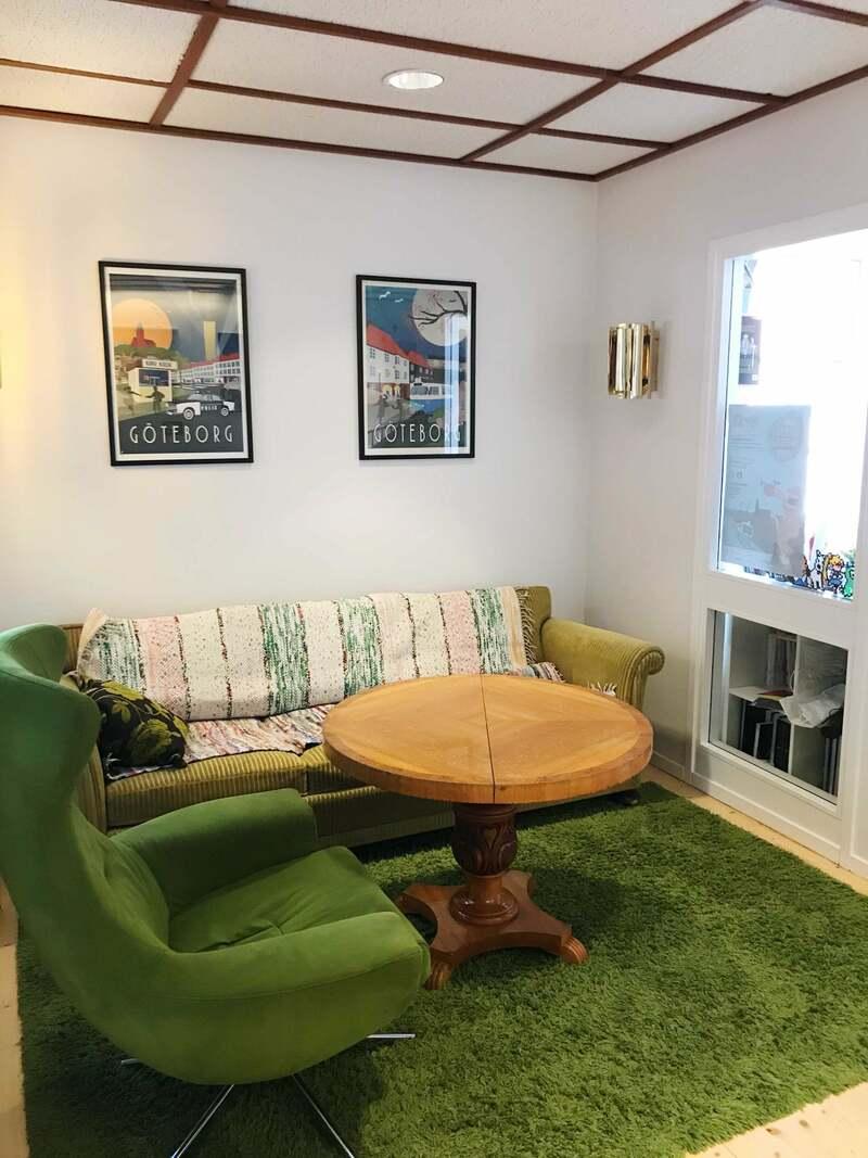Lediga skrivbordsplatser i Fab stad studios