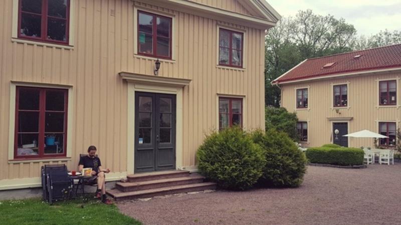 Ateljé- / Skrivbordsplats i Kviberg!