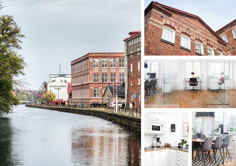 Dela kontor med Consider it done eller hyr ett eget rum!