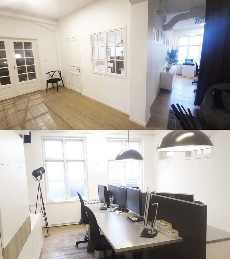 Kontorsrum uthyres i kreativt kontorskollektiv.