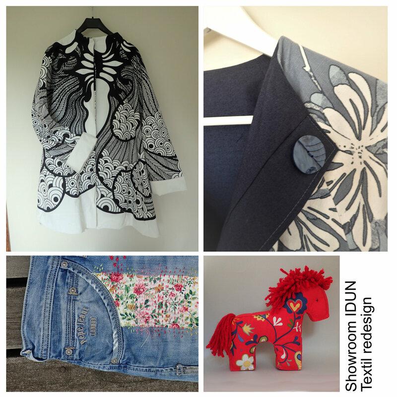 Showroom IDUN textil redesign, säljgemenskap, söker medlemmar